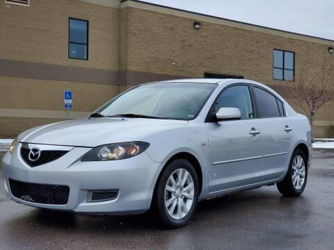 2008 Mazda MAZDA3 for sale at FRESH TREAD AUTO LLC in Springville UT