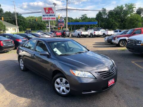 2007 Toyota Camry for sale at KB Auto Mall LLC in Akron OH