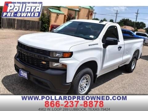 2021 Chevrolet Silverado 1500 for sale at South Plains Autoplex by RANDY BUCHANAN in Lubbock TX