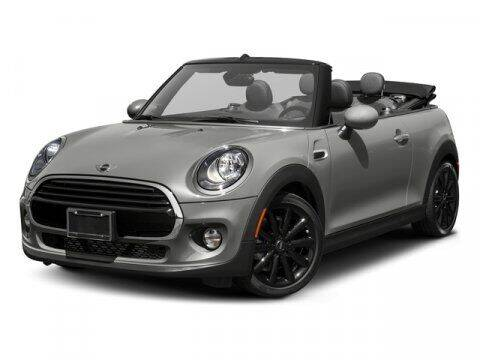 2016 MINI Convertible for sale at Smart Budget Cars in Madison WI