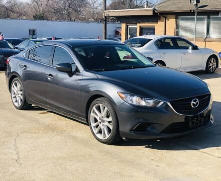 2015 Mazda MAZDA6 for sale at Safeen Motors in Garland TX