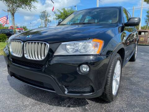 2014 BMW X3 for sale at KD's Auto Sales in Pompano Beach FL