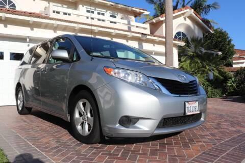 2014 Toyota Sienna for sale at Newport Motor Cars llc in Costa Mesa CA