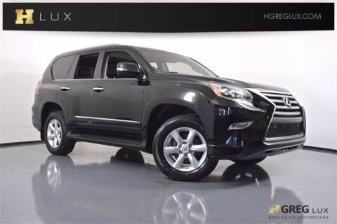 2019 Lexus GX 460 for sale at HGREG LUX EXCLUSIVE MOTORCARS in Pompano Beach FL