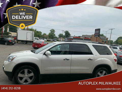 2011 GMC Acadia for sale at Autoplex Milwaukee in Milwaukee WI