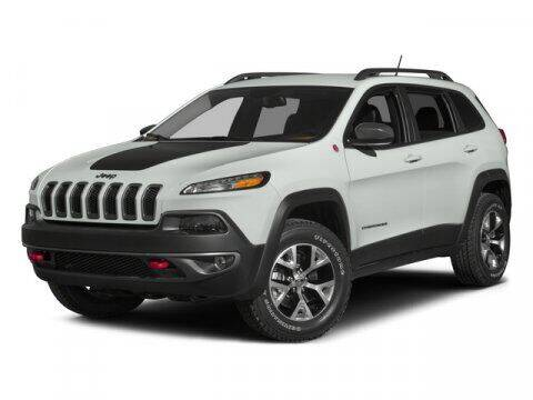 2015 Jeep Cherokee for sale at NEWARK CHRYSLER JEEP DODGE in Newark DE