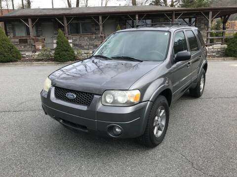 2005 Ford Escape for sale at Highland Auto Sales in Boone NC