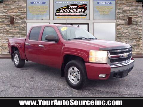 2007 Chevrolet Silverado 1500 for sale at Your Auto Source in York PA