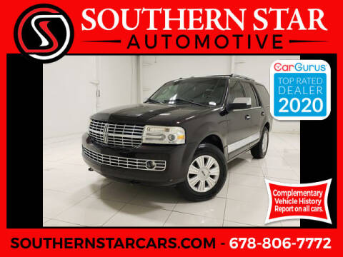 2013 Lincoln Navigator for sale at Southern Star Automotive, Inc. in Duluth GA