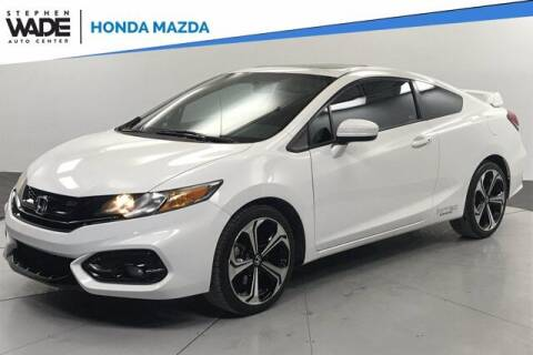 2015 Honda Civic for sale at Stephen Wade Pre-Owned Supercenter in Saint George UT