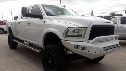2014 RAM Ram Pickup 2500 for sale at Speedway Motors TX in Fort Worth TX