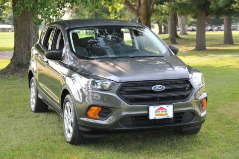 2018 Ford Escape for sale at Auto House Superstore in Terre Haute IN