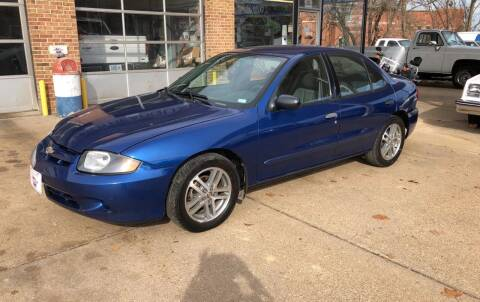 2005 Chevrolet Cavalier for sale at County Seat Motors East in Union MO