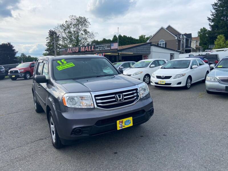 2015 Honda Pilot for sale at Milford Auto Mall in Milford MA