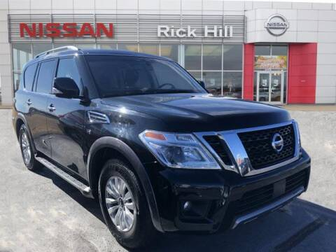 2020 Nissan Armada for sale at Rick Hill Auto Credit in Dyersburg TN