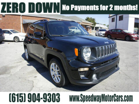 2019 Jeep Renegade for sale at Speedway Motors in Murfreesboro TN