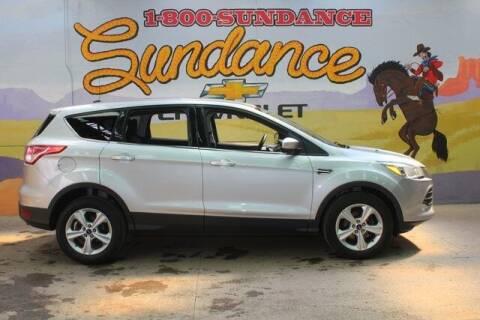 2013 Ford Escape for sale at Sundance Chevrolet in Grand Ledge MI