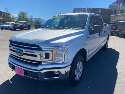 2019 Ford F-150 for sale at Snyder Motors Inc in Bozeman MT