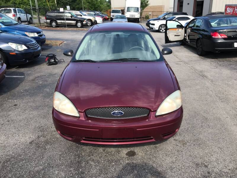 2004 Ford Taurus for sale at Mitchell Motor Company in Madison TN