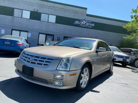 2005 Cadillac STS for sale at All-Star Auto Brokers in Layton UT