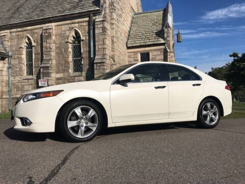 2011 Acura TSX for sale at Reynolds Auto Sales in Wakefield MA