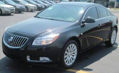2011 Buick Regal for sale at Chicago Auto Exchange in South Chicago Heights IL
