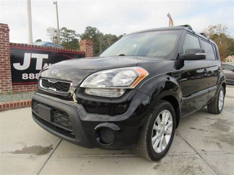 2012 Kia Soul for sale at J T Auto Group in Sanford NC