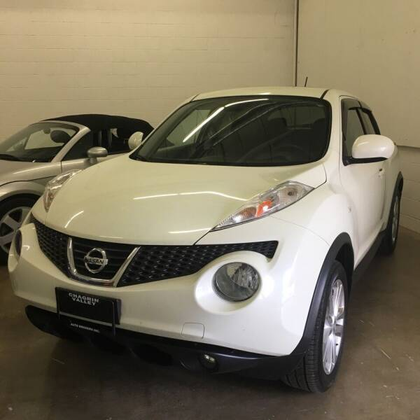 2012 Nissan JUKE for sale at CHAGRIN VALLEY AUTO BROKERS INC in Cleveland OH