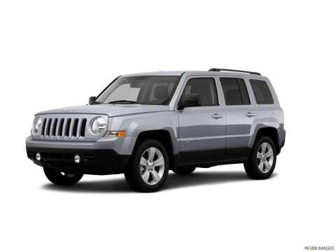 2014 Jeep Patriot for sale at Bald Hill Kia in Warwick RI