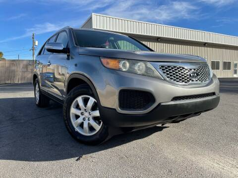 2012 Kia Sorento for sale at Boktor Motors in Las Vegas NV