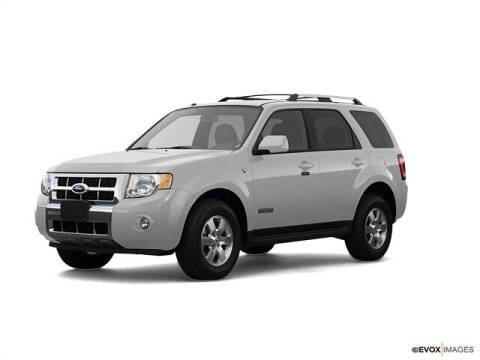 2008 Ford Escape for sale at CHAPARRAL USED CARS in Piney Flats TN