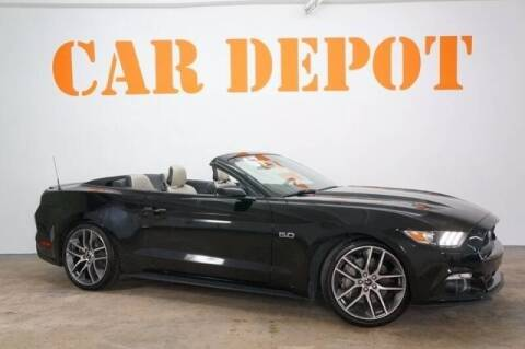 2015 Ford Mustang for sale at Car Depot in Miramar FL