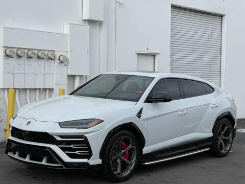 2019 Lamborghini Urus for sale at Corsa Exotics Inc in Montebello CA