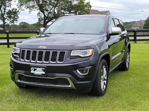 2016 Jeep Grand Cherokee for sale at Bratton Automotive Inc in Phenix City AL