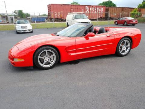 2003 Chevrolet Corvette for sale at Big Boys Auto Sales in Russellville KY