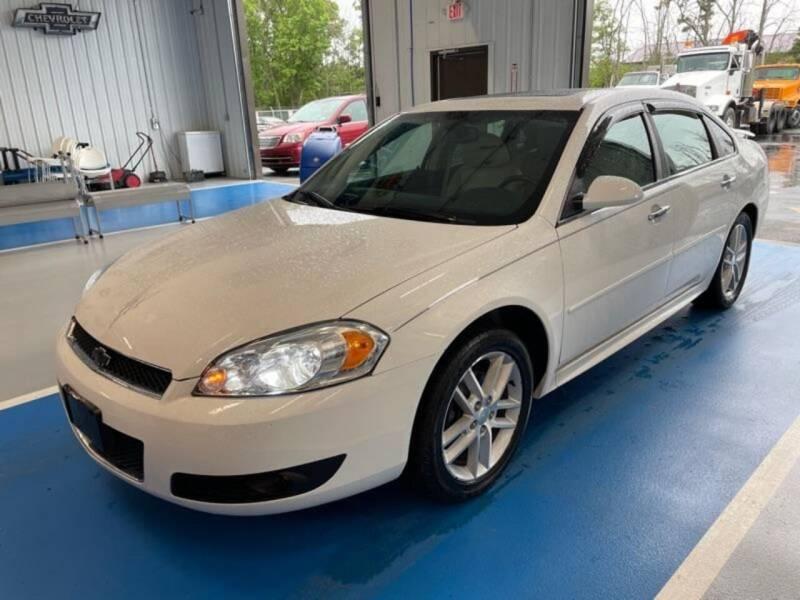2012 Chevrolet Impala for sale at Mancuso Country Auto in Batavia NY