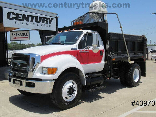2009 Ford F-750 Super Duty