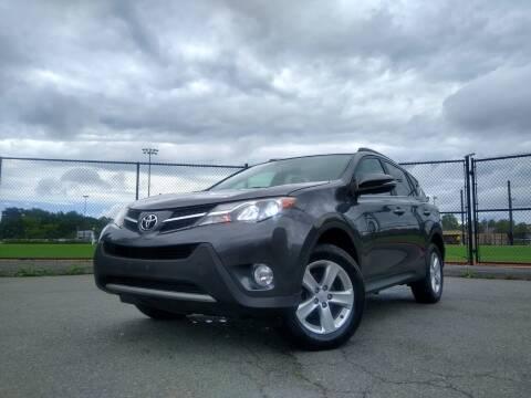 2013 Toyota RAV4 for sale at Maxima Auto Sales in Malden MA