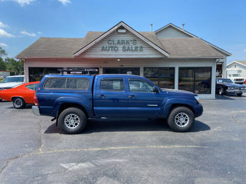 2007 Toyota Tacoma for sale at Clarks Auto Sales in Middletown OH