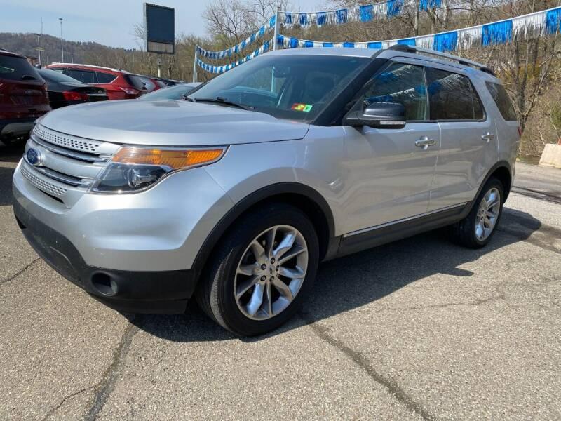 2015 Ford Explorer for sale at Matt Jones Preowned Auto in Wheeling WV