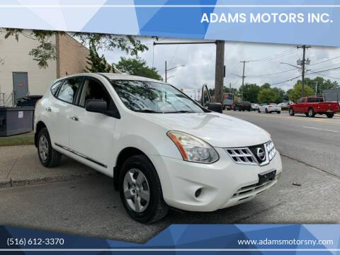 2013 Nissan Rogue for sale at Adams Motors INC. in Inwood NY