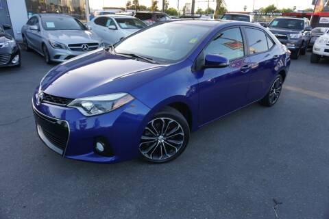 2014 Toyota Corolla for sale at Industry Motors in Sacramento CA