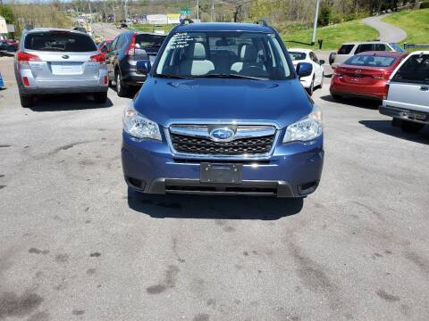 2014 Subaru Forester for sale at DISCOUNT AUTO SALES in Johnson City TN