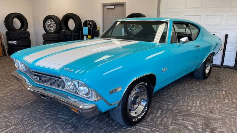 1968 Chevrolet Chevelle for sale at Action Motor Sales in Gaylord MI