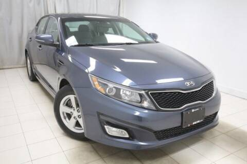2015 Kia Optima for sale at EMG AUTO SALES in Avenel NJ