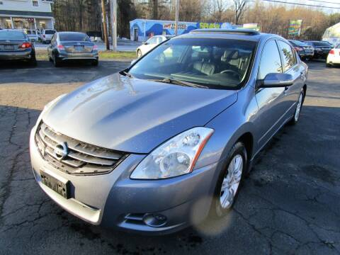 2010 Nissan Altima for sale at Route 12 Auto Sales in Leominster MA