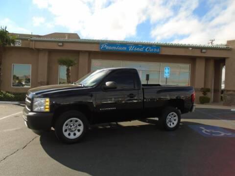 2013 Chevrolet Silverado 1500 for sale at Family Auto Sales in Victorville CA