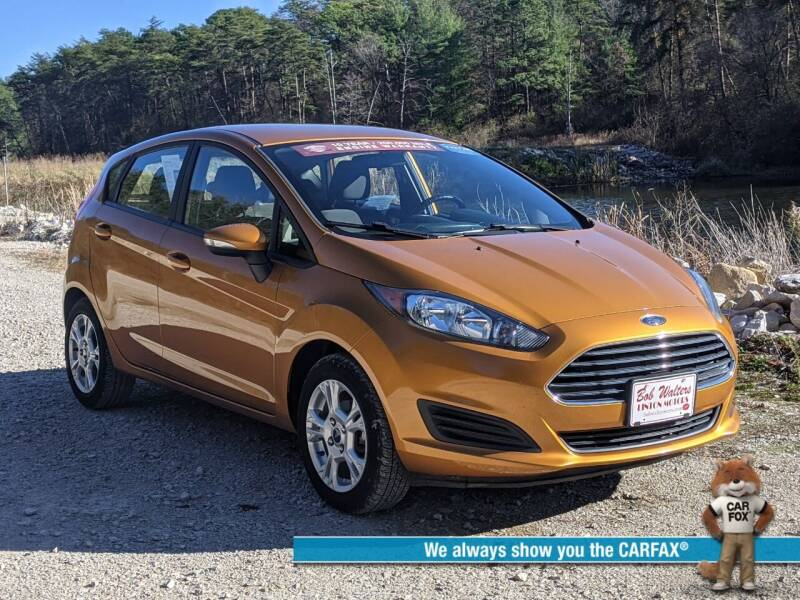 2016 Ford Fiesta for sale at Bob Walters Linton Motors in Linton IN