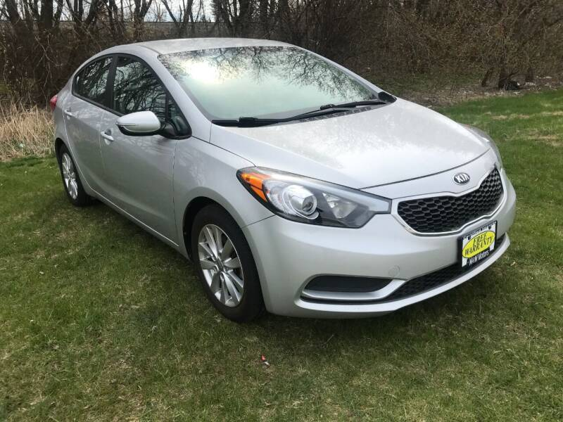2016 Kia Forte for sale at M & M Motors in West Allis WI