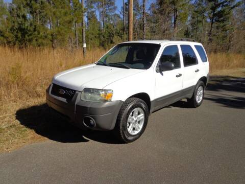 2007 Ford Escape Hybrid for sale at CAROLINA CLASSIC AUTOS in Fort Lawn SC